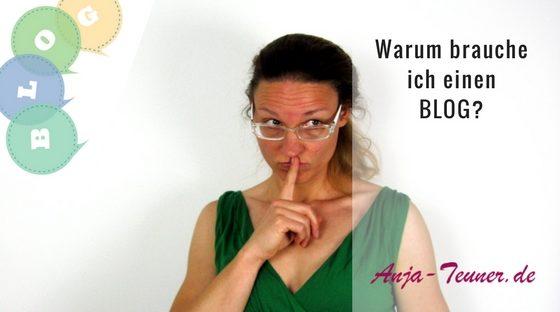Warum brauche ich einen Blog Vorteile