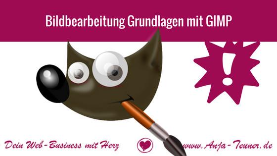 gimp anleitung deutsch gimp tutorial