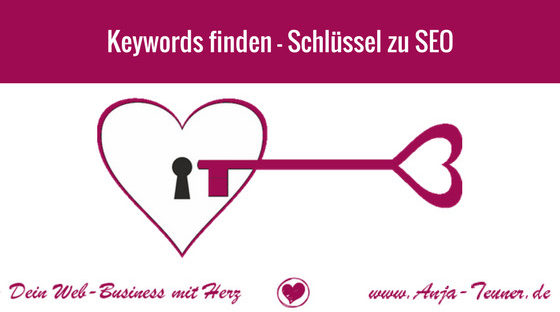 seo keywords finden keyword planer