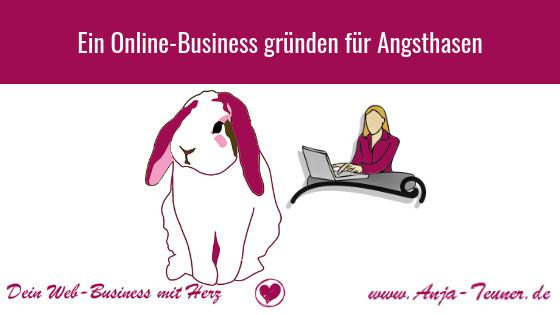 Online Business Ängste