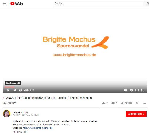 anja teuner videoschnitt promo-video