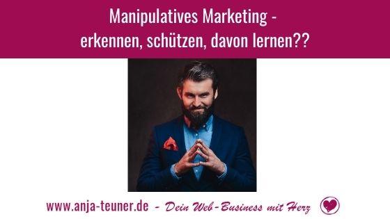 Manipulatives Marketing