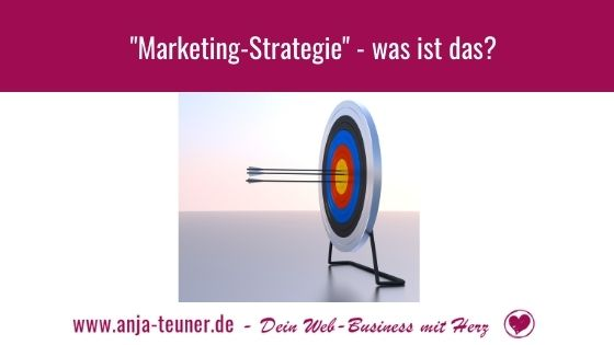 Marketing-Strategie was ist das